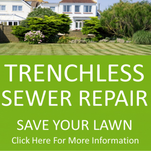 trenchless sewer repair replacement