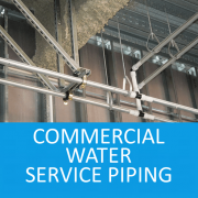 commercial water service