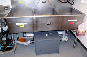 kcmo grease trap installation
