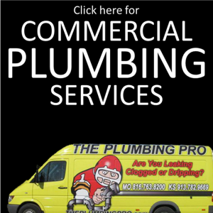 Kansas City Commercial Plumbing Services
