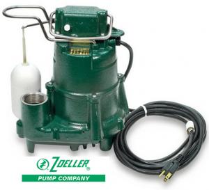 zoeller sump pump system artwork
