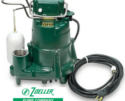 zoeller sump pump system artwork