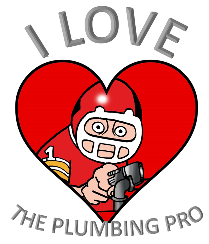 I LOVE PLUMBING PRO ARTWORK