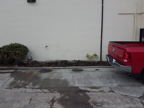 Completed Grease trap replacement at Arby's Mission KS