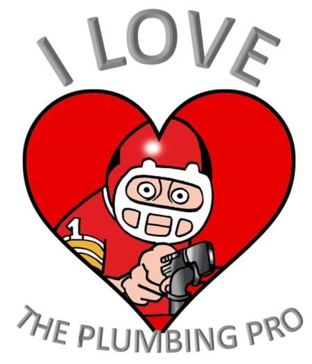 i love the plumbing pro artwork