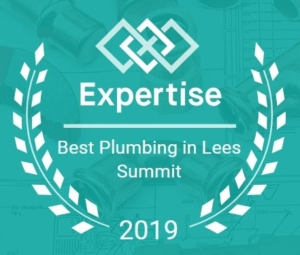 best plumber lees summit award