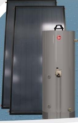 SolPak Solar Water Heaters