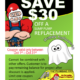 sump pump coupon oct