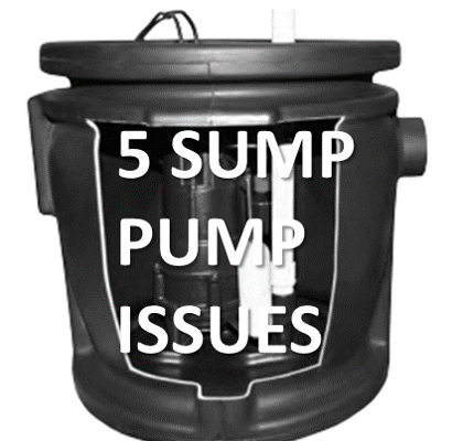 5 Sump Pump Title Page