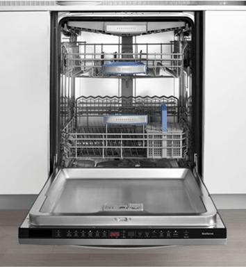 dishwasher issues